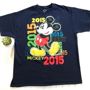 Disney's Mickey Mouse T-Shirt Size XL